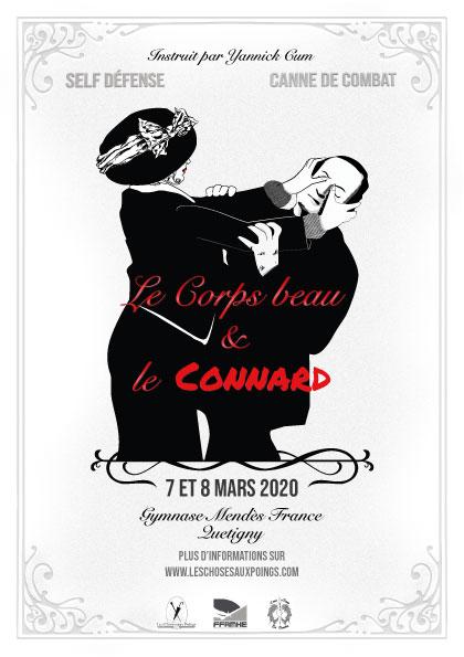 Le Corps Beau & le Connard